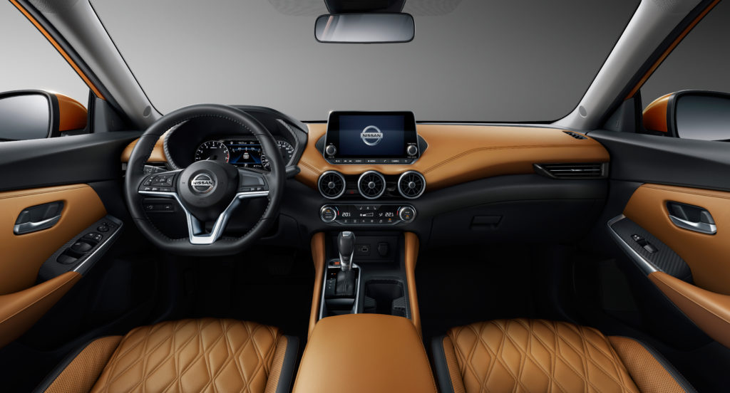 Nissan presenta Sylphy. Llegará como Sentra 2020 a México ...