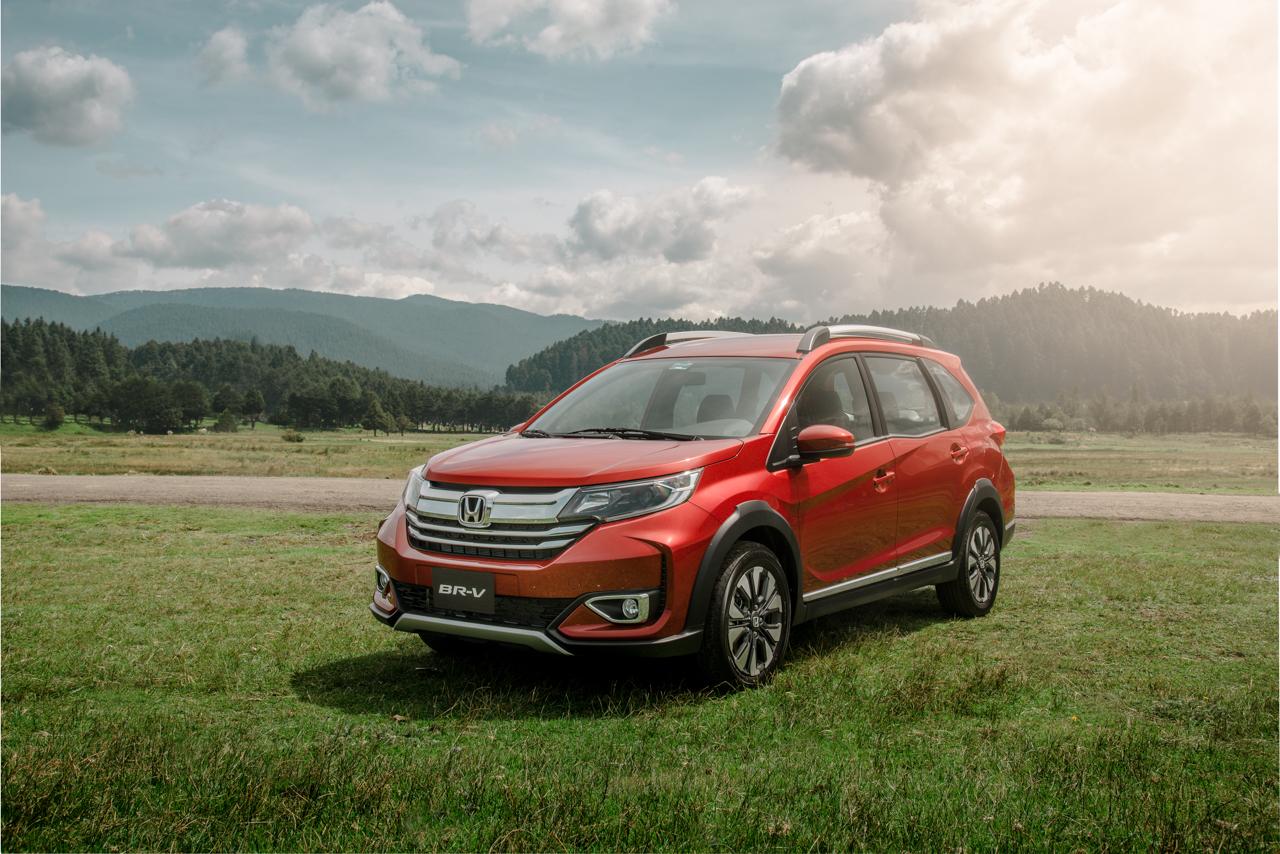 Honda BR-V 2021: Precios en México.- Motor total